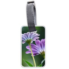 Flower Luggage Tag (Two Sides)