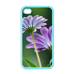 Flower Apple iPhone 4 Case (Color)
