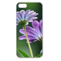 Flower Apple Seamless Iphone 5 Case (clear)