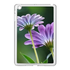 Flower Apple Ipad Mini Case (white)