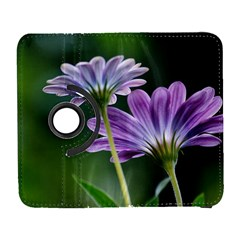 Flower Samsung Galaxy S  III Flip 360 Case