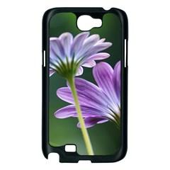 Flower Samsung Galaxy Note 2 Case (Black)