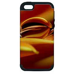 Waterdrop Apple iPhone 5 Hardshell Case (PC+Silicone)