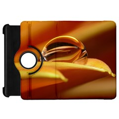 Waterdrop Kindle Fire Hd 7  Flip 360 Case