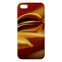 Waterdrop iPhone 5S Premium Hardshell Case