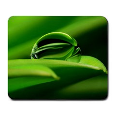 Waterdrop Large Mouse Pad (Rectangle)