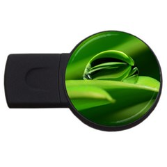 Waterdrop 2GB USB Flash Drive (Round)