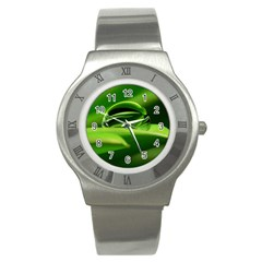 Waterdrop Stainless Steel Watch (unisex)