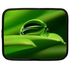 Waterdrop Netbook Case (XXL)