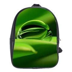 Waterdrop School Bag (large)
