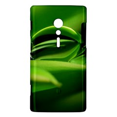 Waterdrop Sony Xperia ion Hardshell Case