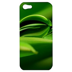 Waterdrop Apple Iphone 5 Hardshell Case