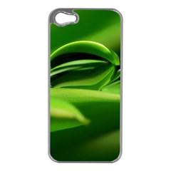 Waterdrop Apple Iphone 5 Case (silver)
