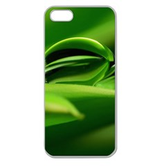 Waterdrop Apple Seamless iPhone 5 Case (Clear)