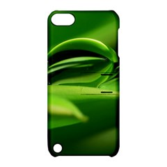 Waterdrop Apple iPod Touch 5 Hardshell Case with Stand