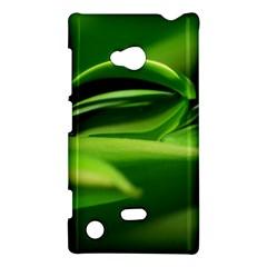 Waterdrop Nokia Lumia 720 Hardshell Case