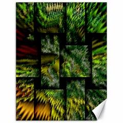 Modern Art Canvas 18  X 24  (unframed)
