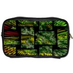 Modern Art Travel Toiletry Bag (Two Sides) Front