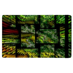Modern Art Apple iPad 3/4 Flip Case