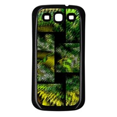Modern Art Samsung Galaxy S3 Back Case (black)