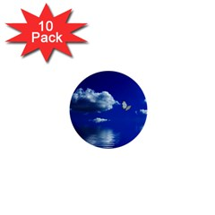 Sky 1  Mini Button (10 pack)