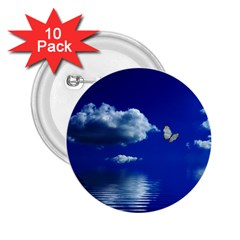 Sky 2 25  Button (10 Pack)
