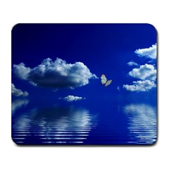 Sky Large Mouse Pad (Rectangle)