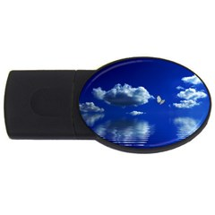 Sky 1GB USB Flash Drive (Oval)