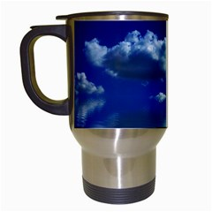 Sky Travel Mug (White)