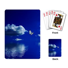 Sky Playing Cards Single Design