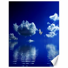 Sky Canvas 18  x 24  (Unframed)