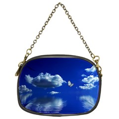 Sky Chain Purse (two Sided)