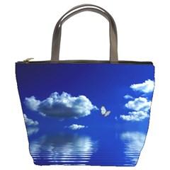 Sky Bucket Bag