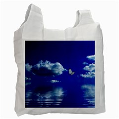 Sky Recycle Bag (One Side)