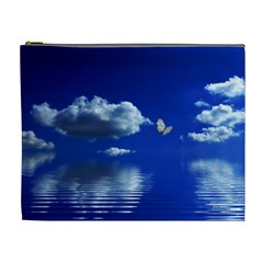 Sky Cosmetic Bag (XL)