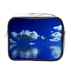 Sky Mini Travel Toiletry Bag (One Side)