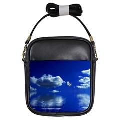 Sky Girl s Sling Bag