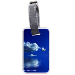 Sky Luggage Tag (One Side)