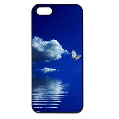 Sky Apple Iphone 5 Seamless Case (black)