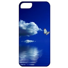 Sky Apple Iphone 5 Classic Hardshell Case