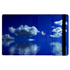 Sky Apple Ipad 2 Flip Case