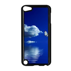 Sky Apple iPod Touch 5 Case (Black)