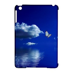 Sky Apple Ipad Mini Hardshell Case (compatible With Smart Cover)