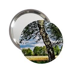 Trees Handbag Mirror (2.25 )