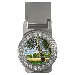 Trees Money Clip (CZ)
