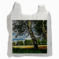 Trees Recycle Bag (One Side)