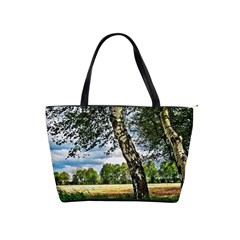 Trees Large Shoulder Bag