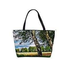 Trees Large Shoulder Bag