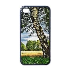 Trees Apple Iphone 4 Case (black)