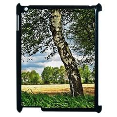 Trees Apple Ipad 2 Case (black)